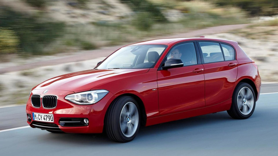 BMW planning six variants for new 1-Series