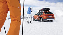 BMW X1 Edition Powder Ride