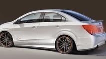Chevrolet Sonic Z-Spec 2.5 Concept for SEMA 22.10.2012