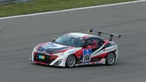 GAZOO Racing Toyota GT86 Nürburgring'de