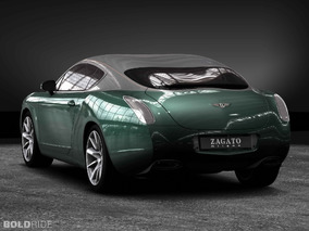 Zagato Bentley GTZ Concept