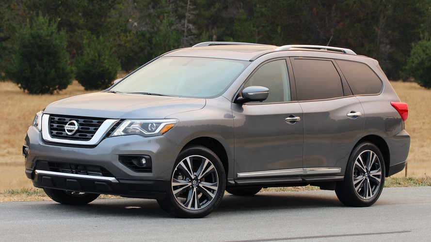 Review: 2017 Nissan Pathfinder