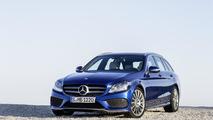 Mercedes Clase E Estate azul