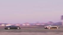 Rimac Concept One desafia Bugatti Veyron