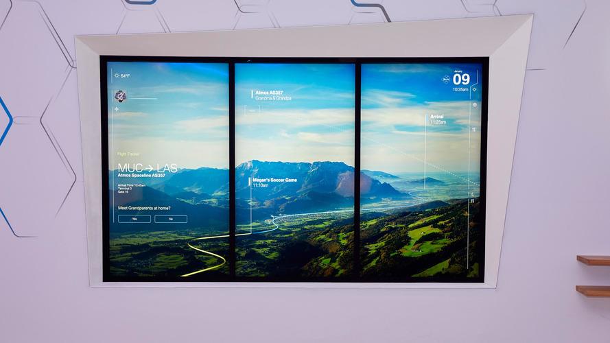 BMW'nin Connected Window'u hayatı kolaylaştıracak