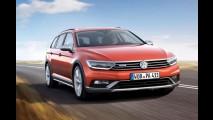 VW Passat Alltrack: perua aventureira com até 240 cv é revelada