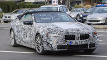 BMW 6 Serisi veya 8 Serisi Coupe ve Convertible casus fotoğrafları