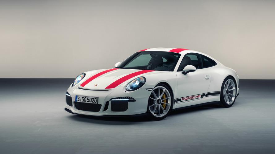 Porsche Announces Purist 911 Is Coming Without Production Limits