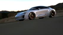 Porsche 911 Render Sasha Selipanov
