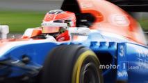 Esteban Ocon, Manor Racing MRT05