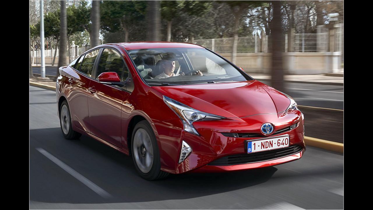Auflösung: Der Toyota Prius