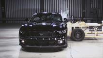 Ford Mustang 2017 Euro NCAP crash test