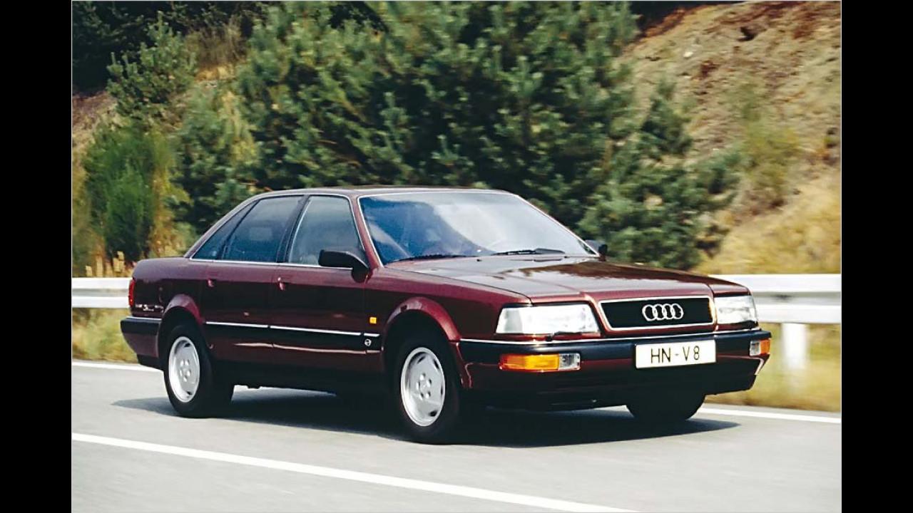25 Jahre Audi V8