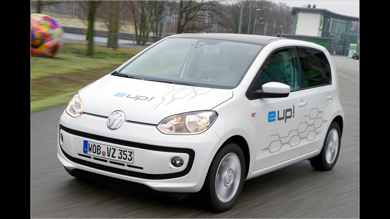 Neue VW-Up-Varianten