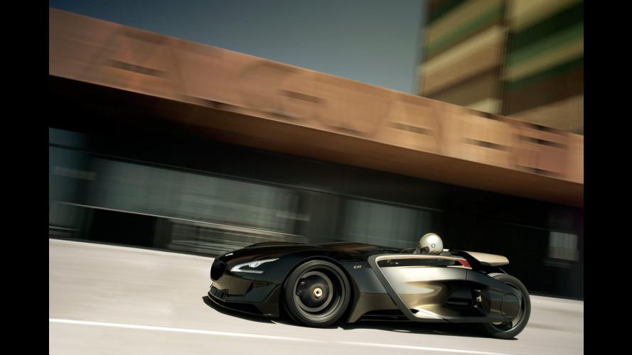 Peugeot EX1: record al Nürburgring in 9' 01