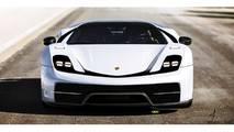 Porsche 9RE rendering