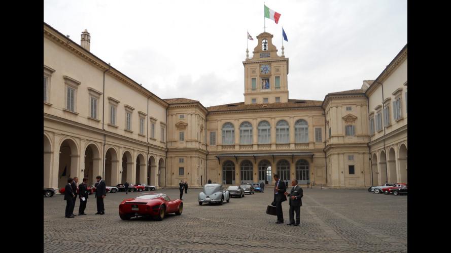 Pininfarina Nido EV, battesimo a Roma