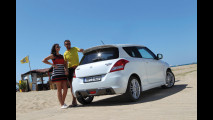 Nuova Suzuki Swift Sport
