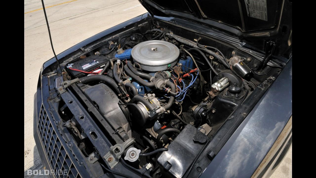 Ford Mustang Bette Davis