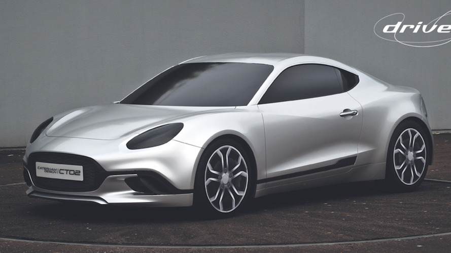 Caterham 'normal' spor otomobil üretmeyi planlıyor