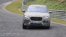 Jaguar F-Pace SVR spy photo