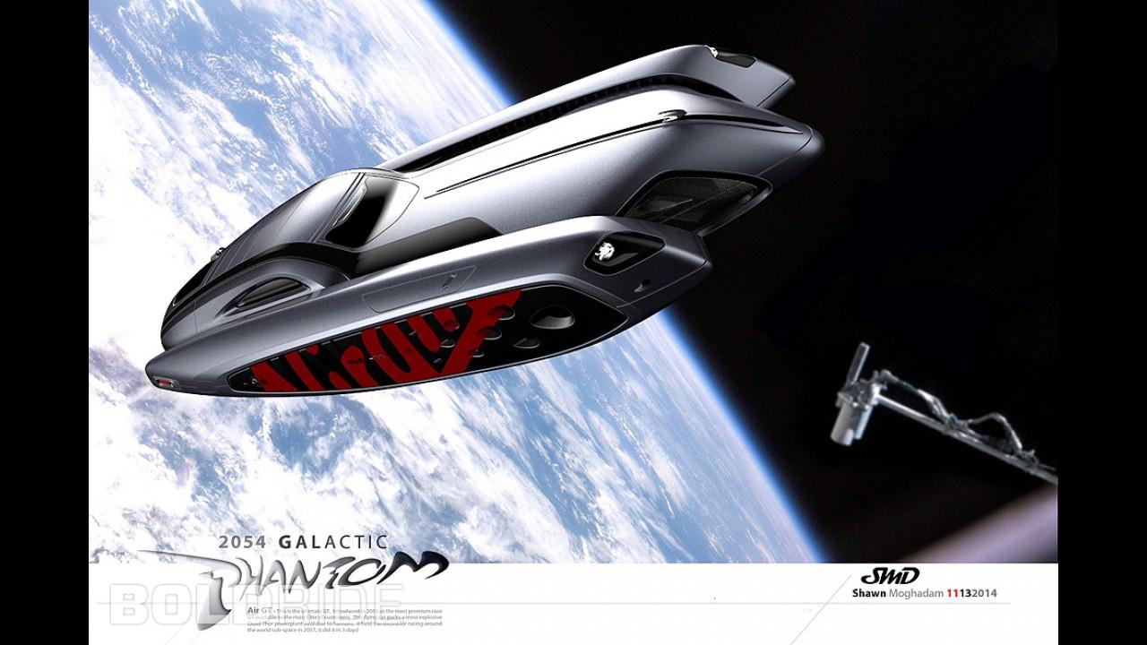 Galactic Phantom Air GT