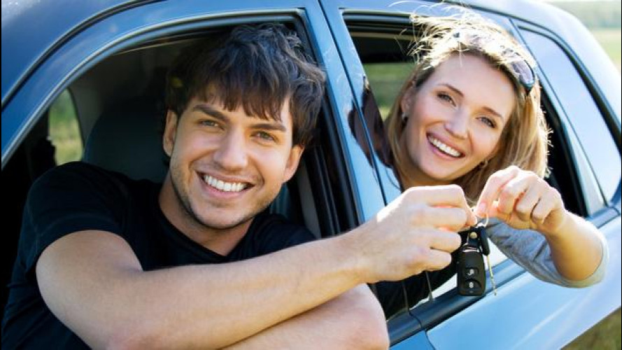 Il car sharing ucciderà l'auto nuova?
