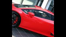 Casey Stoner visita Lamborghini