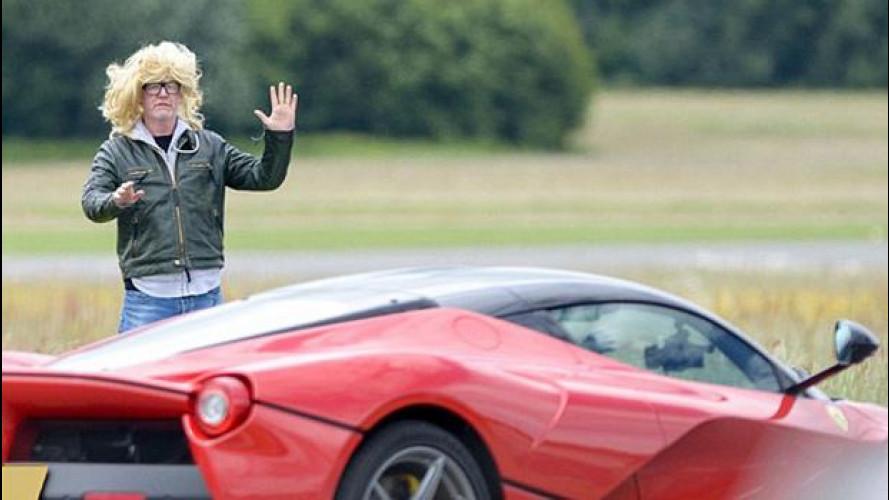 Top Gear, tutto su Chris Evans e le sue Ferrari