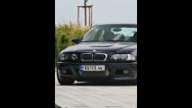 Una BMW M3 E46 da 459 CV