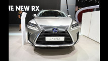 Lexus al Salone di Francoforte 2015