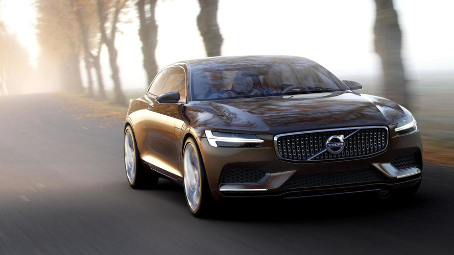 Volvo S90 to spawn V90 wagon inspired by Concept Estate