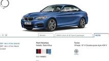 BMW 2 Serisi Coupe araç tasarlayıcısı
