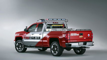 Chevrolet Silverado Volunteer Firefighter Concept 27.9.2013
