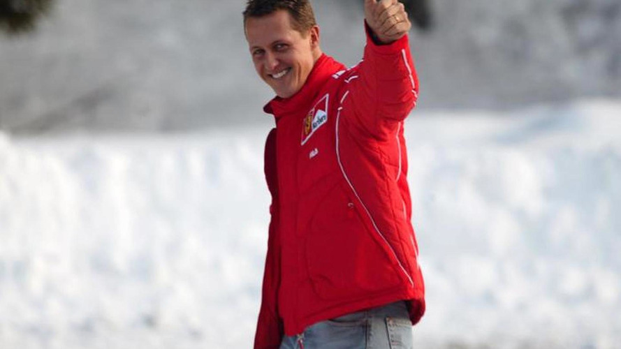 Schumacher out of coma