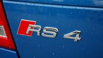 Audi RS4 Logo