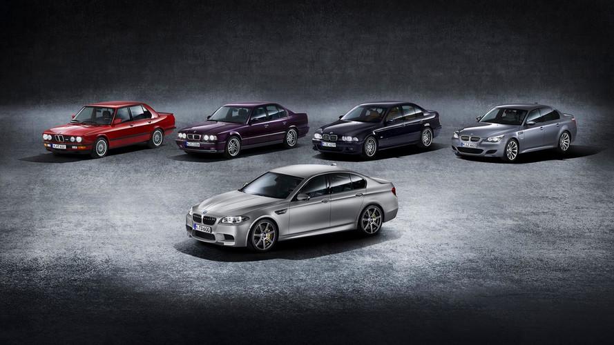 Saga BMW M5 - Familiale et (très) sportive !