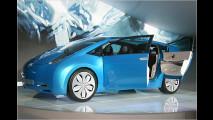 Aerodynamischer Hybrid