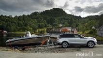 Essai - Range Rover Velar (2017)