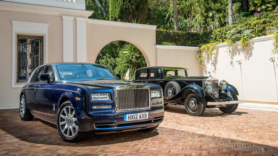90 Years Of Rolls-Royce Phantom In Pictures