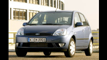 Ford Fiesta Blues