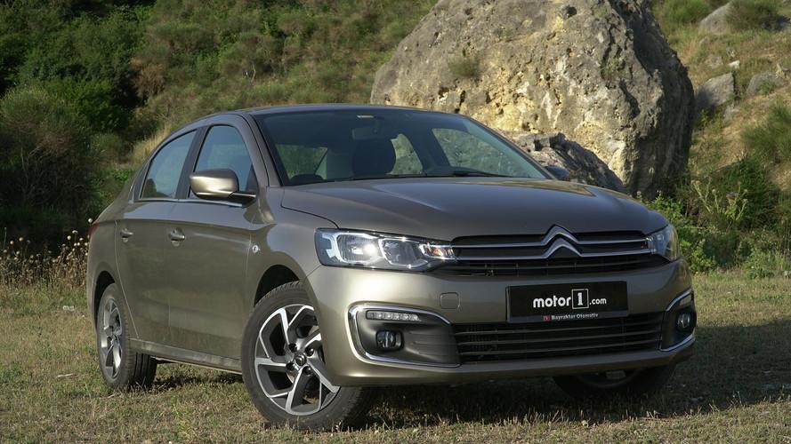 2017 Citroën C-Elysée - Neden Almalı?