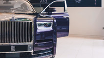 2018 Rolls-Royce Phantom goes on display