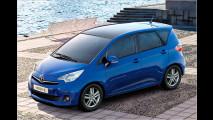Neuer Minivan von Toyota
