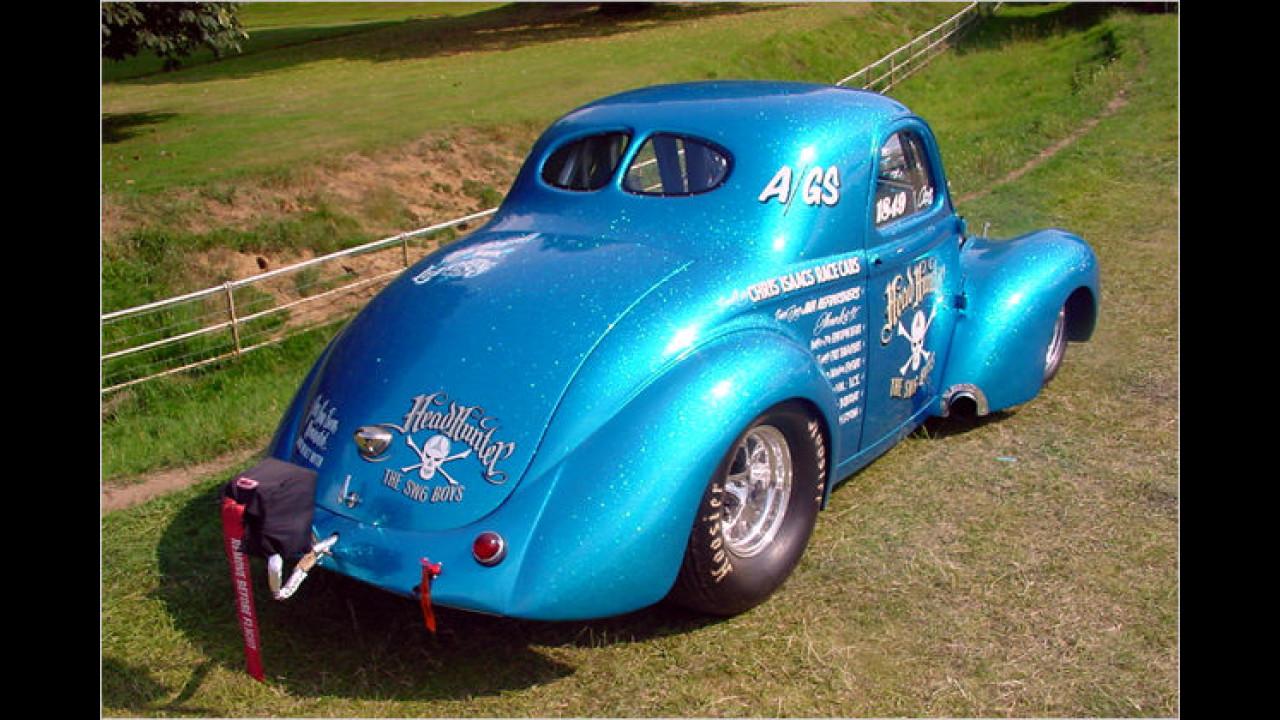 Custom Cars: 1941 Willys Coupé