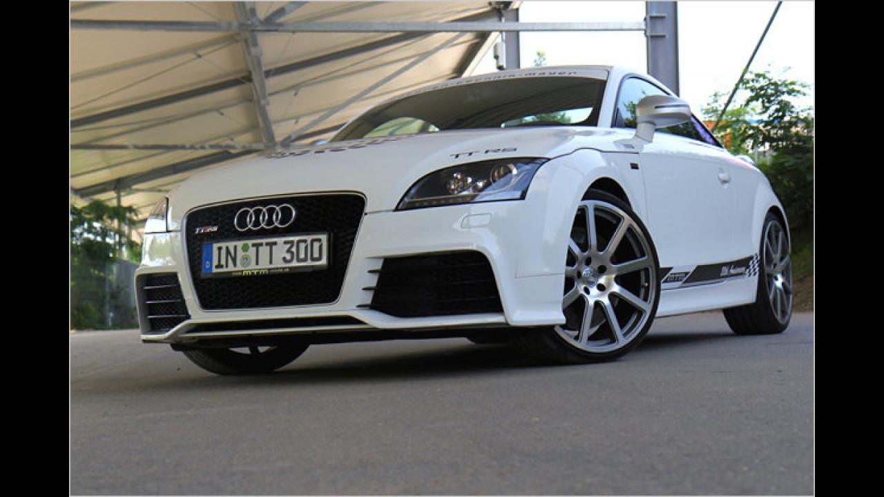 MTM Audi TT RS – 20 Jahre MTM