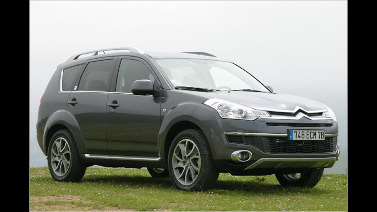 Citroën C-Crosser 2.4 Exclusive Automatik