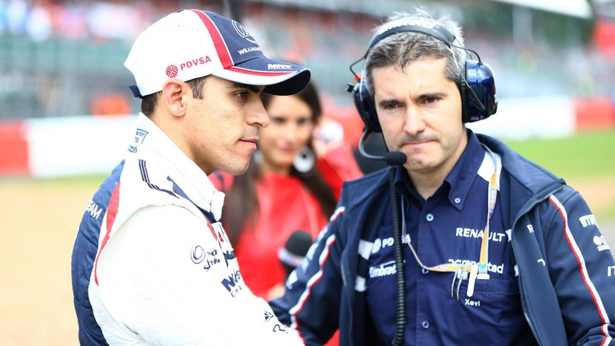Departed Pujolar says Williams 'didn't feel right'