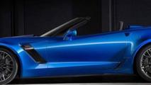 Chevrolet Corvette Z06 Convertible leaked?
