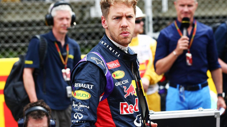 'Something wrong' with original chassis - Vettel